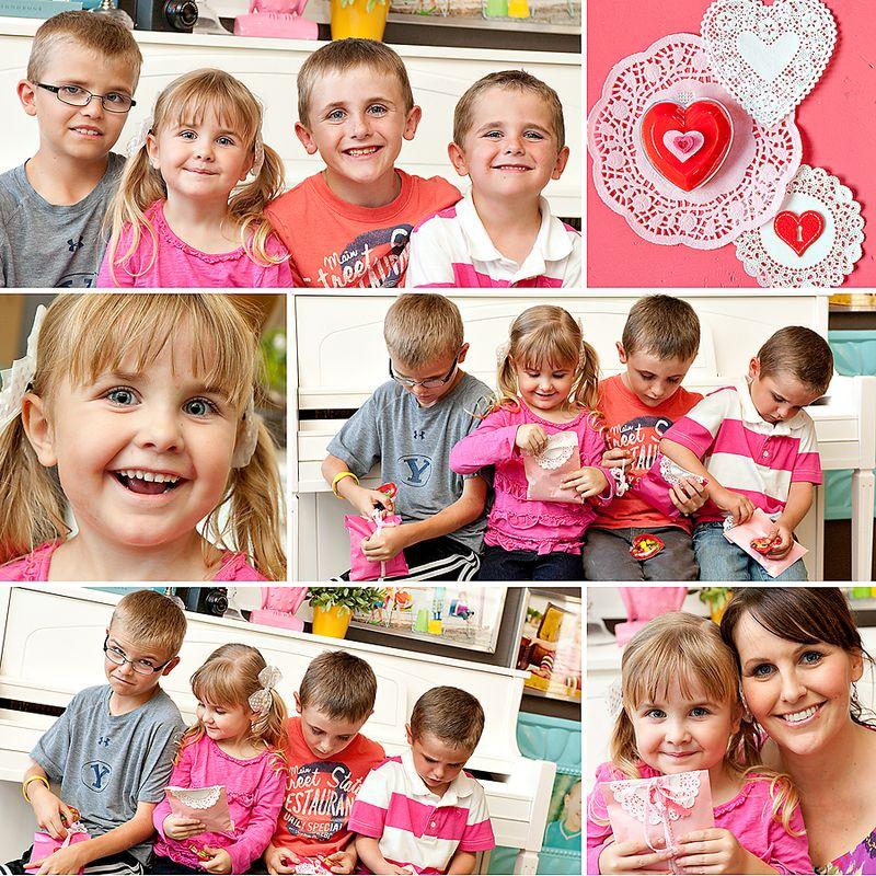 Valentines Board 1