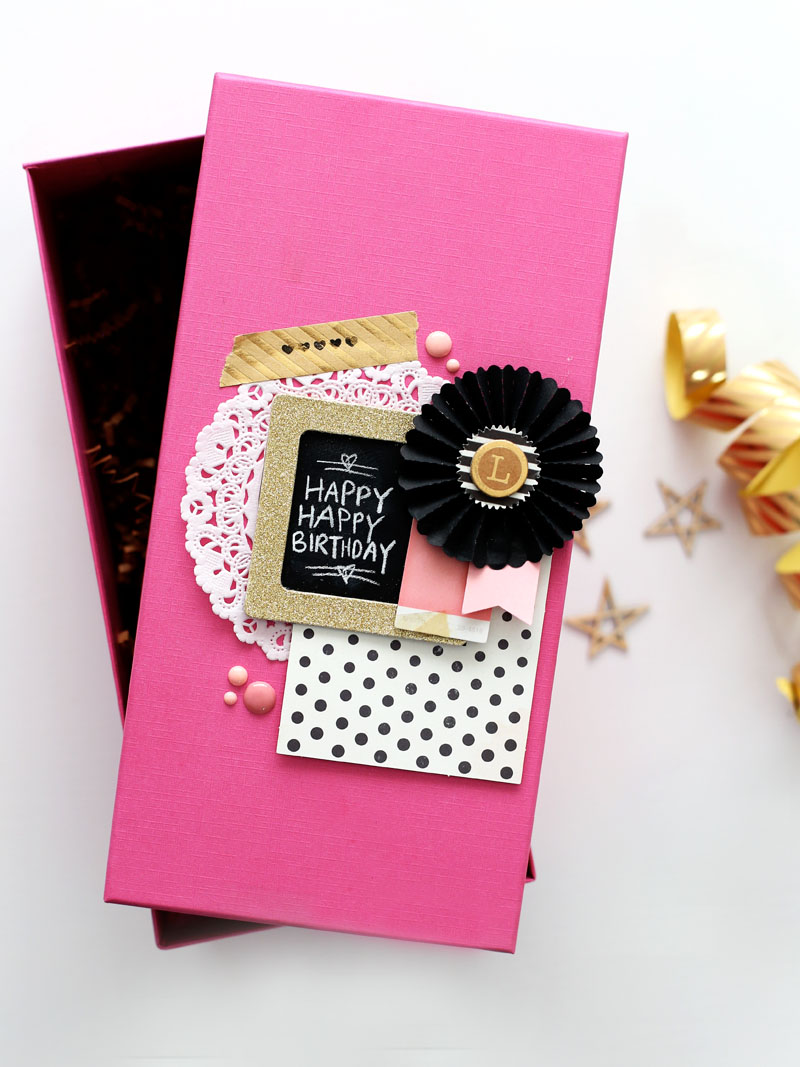 Pretty Pink Gold Packaging Maggie Holmes Design