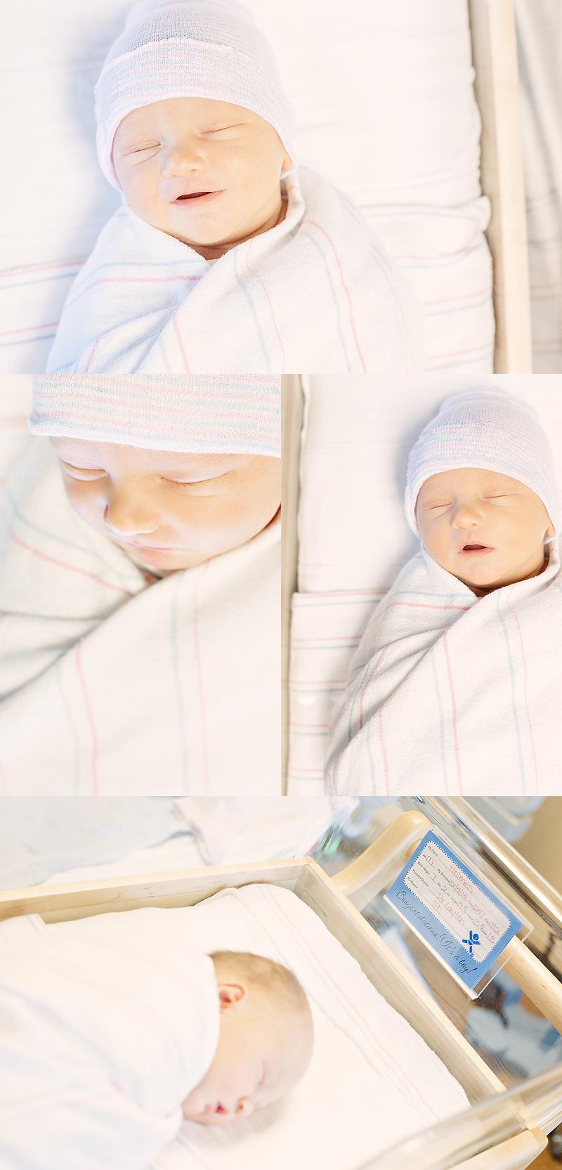 Maggie Holmes Newborn Photos 1
