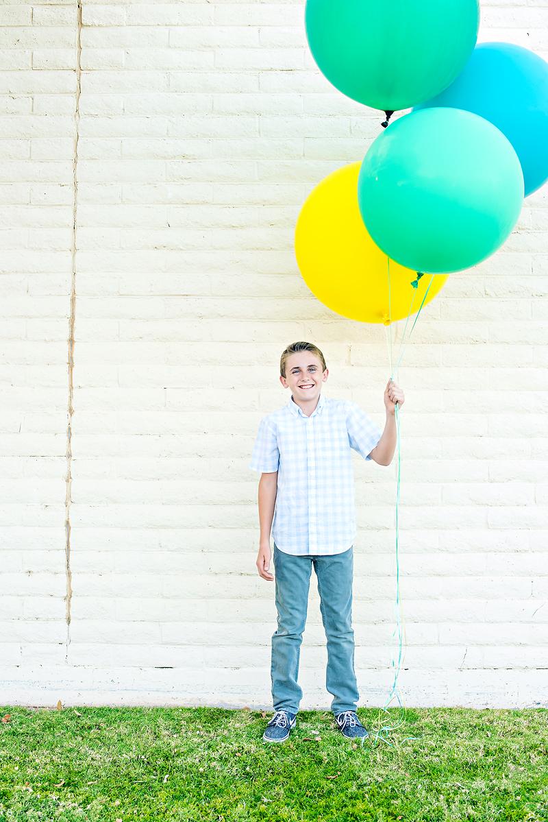 Matthew & Nathan Balloons May 2015-2