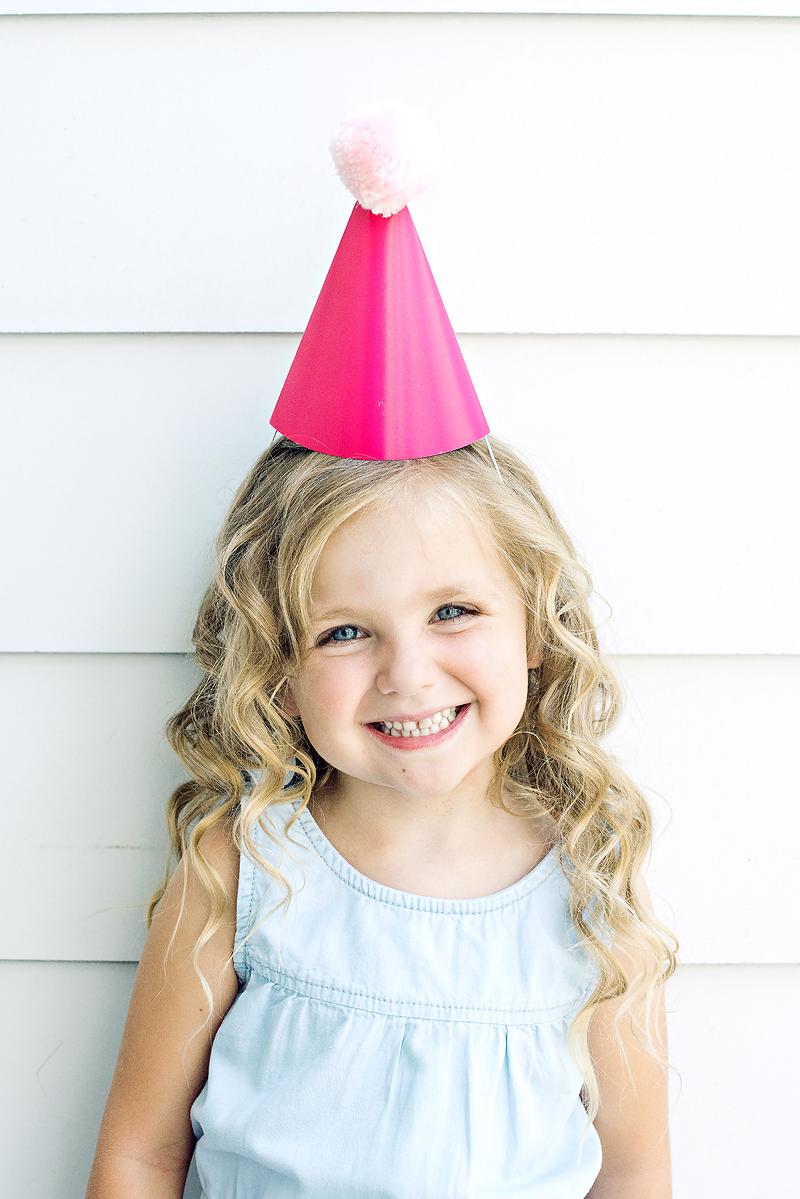 Party Hats Elizabeth Kate June 2015 4 Years-10