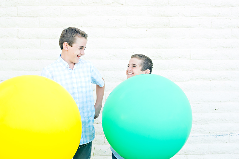 Matthew & Nathan Balloons May 2015-17