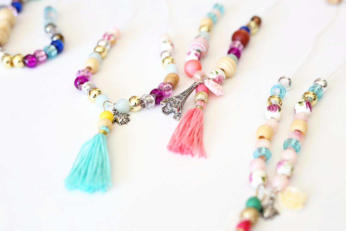 Darling Tassel Necklace Diy Maggie Holmes Design