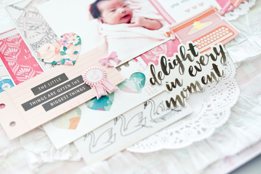Ruffled Crepe Paper Background Maggie Holmes Design