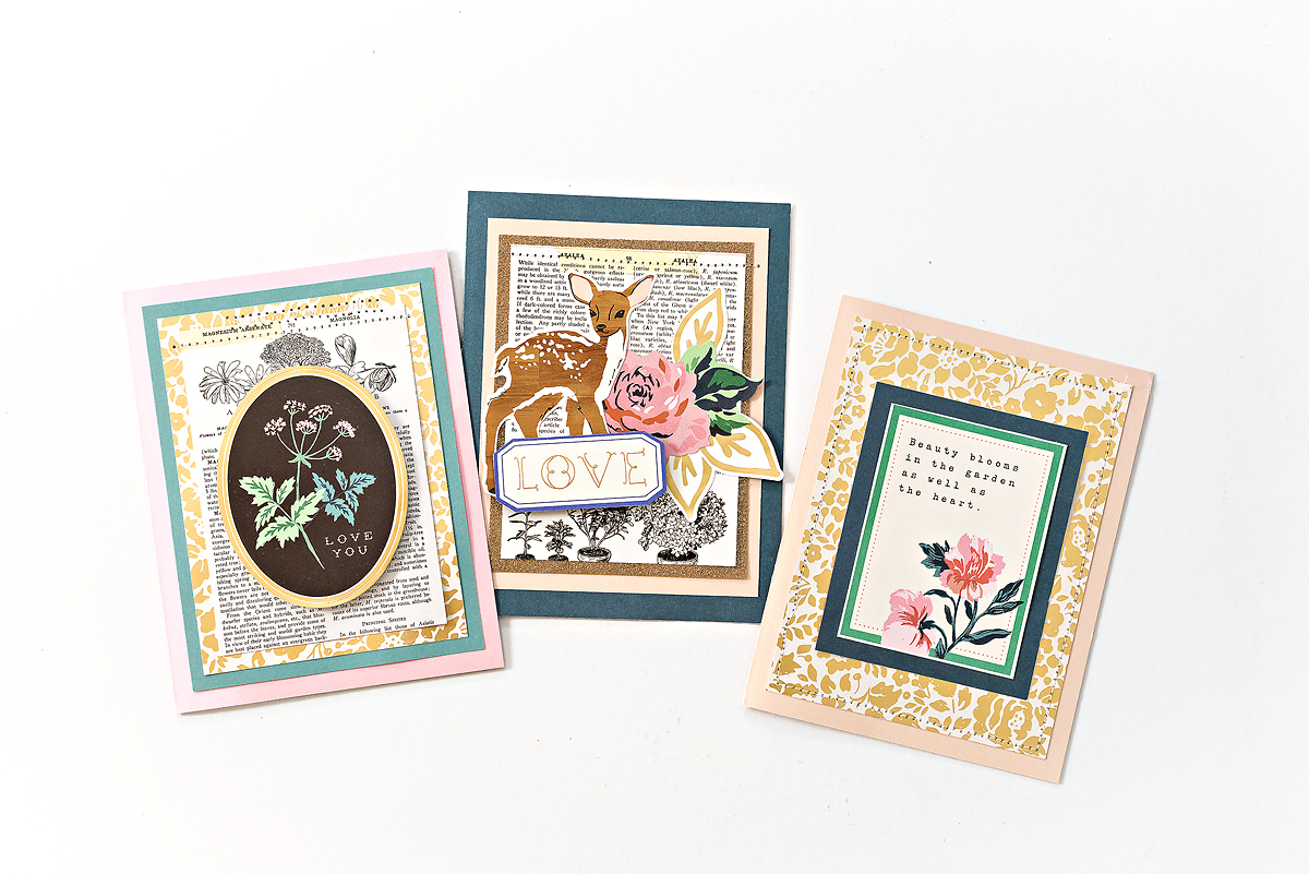 Cute and Easy Handmade Cards » Maggie Holmes Design