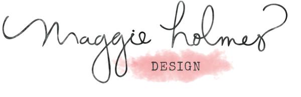 Maggie Holmes Design logo